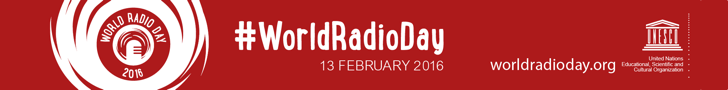 #WorldRadioDay 2016