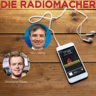 Mit Podcasts Geld verdienen / European Radio Show Paris