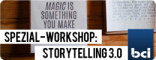 Storytelling 3.0 – Spezial-Workshop mit Wolfram Tech