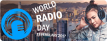 "World Radio Day 2017: ""Radio is You!"""