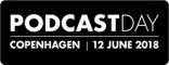 Podcast Day 2018 am 12. Juni in Kopenhagen