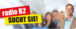 radio B2 sucht Junior Mediaberater/in in Berlin