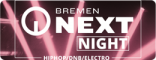 Bremen NEXT Night 2019 mit internationalen Lineup