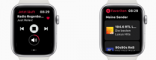 Der Radioplayer für Apple Watches mit eSIM