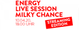 ENERGY LIVE SESSION mit Milky Chance wegen Corona als Streaming Edition