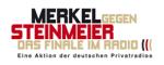 Merkel+Steinmeier_Radio_Finale