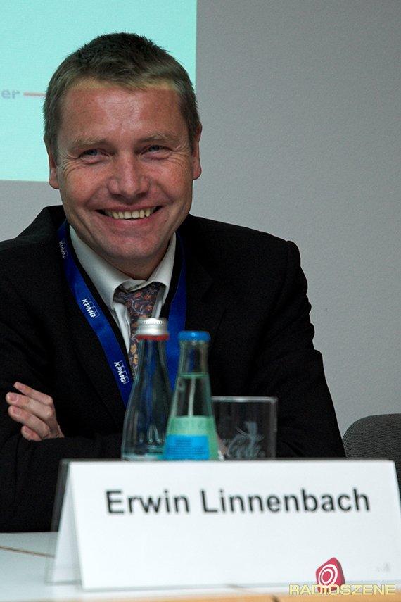 Erwin Linnenbach (Bild: UK/RADIOSZENE)