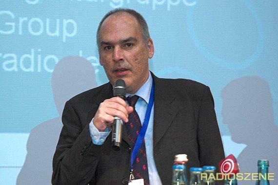 SWR-Programmchef Gerold Hug (Bild: RADIOSZENE)