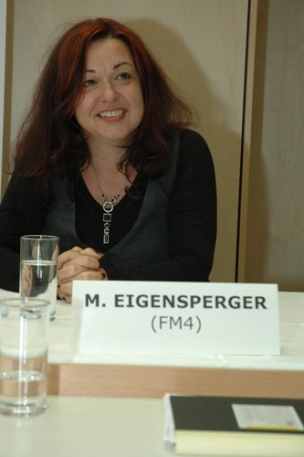 Monika Eigensperger (Bild: ©Ulrich Köring)