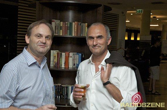5: Walter Seiser (Telekom Austria), Dr. Nico Aprile (aprile consulting)