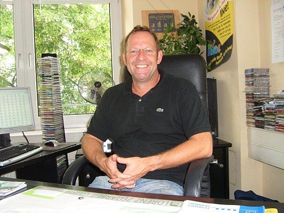 Michael Lein, Programmleiter von Radio F