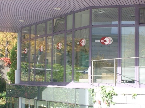 Donau3FM Funkhaus von außen