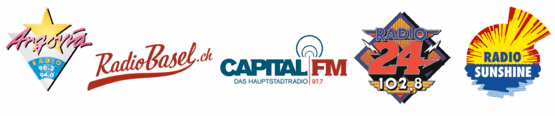 Schweizer-HD-Radios
