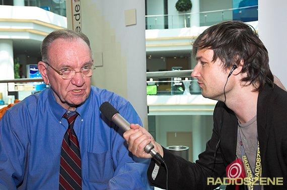 """Jim """"Taz"""") Taszarek im RADIOSZENE-Interview (Bild: Ulrich Köring)"""