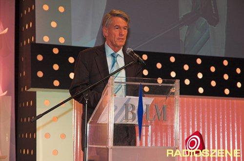 Wolf-Dieter Ring (BLM) fordert mehr Investitionen ins Programm
