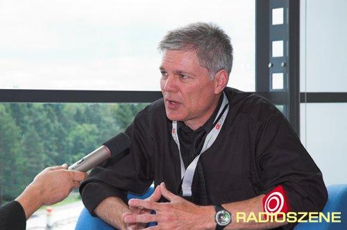Rick Jensen ist Talkshowmoderator und Programmdirektor der Radiostation WDEL in Delaware