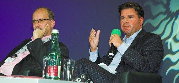 Ernst Swoboda, Gerald Grünberger  (Bild: ©RADIOSZENE/Ulrich Köring)