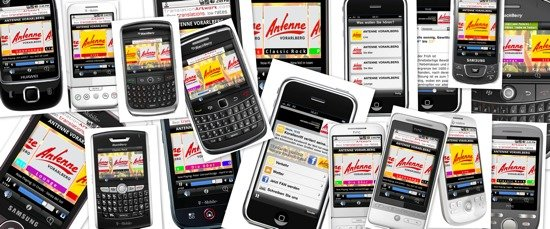 Werbung-Apps