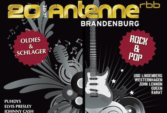 Antenne Brandenburg Jubilaeums CD