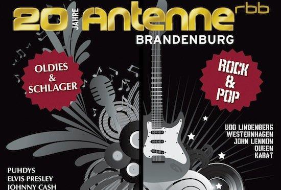 Antenne Brandenburg Jubilaeums CD