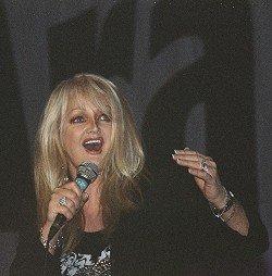 Bonnie Tyler live in Wien (Bild: Harald Süss)