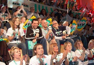 FFH Hörer- und Moderatoren beim Contest in Oberhausen