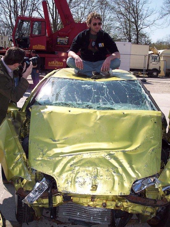 Verlor durch eine Wette sein Auto: Hit Radio N1 Moderator Mischa Frinke