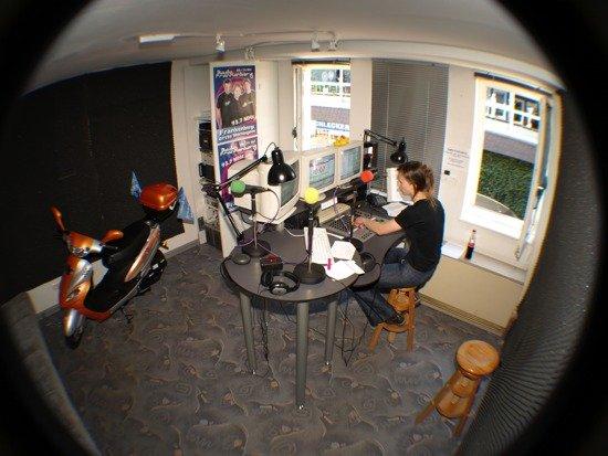 Radio Frankenberg Studio