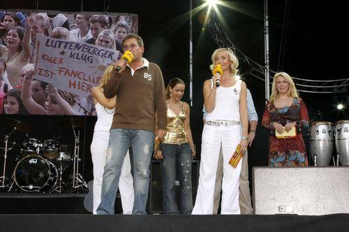 Arno Müller und Katja Desens (Foto: 104.6 RTL)