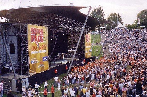 Stars for Free-Bühne im Park Wuhlheide (Foto: Hendrik Leuker)