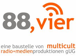 Das 88vier-Logo