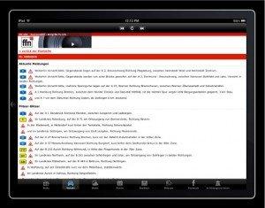 Das niedersächsische Privatradio ffn sieht sich mit einer eigens für das Tablet entwickelten App bestens gerüstet für den iPad-Start. Foto: ffn