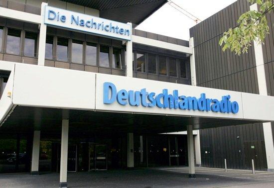 DEUTSCHLANDRADIO Funkhaus Köln (Bild: DLR/Bettina Fürst-Fastré)