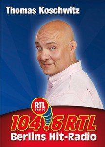 Thomas Koschwitz bei 104.6 RTL
