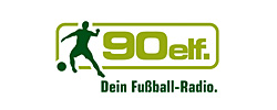 90elf. Dein Fussball Radio