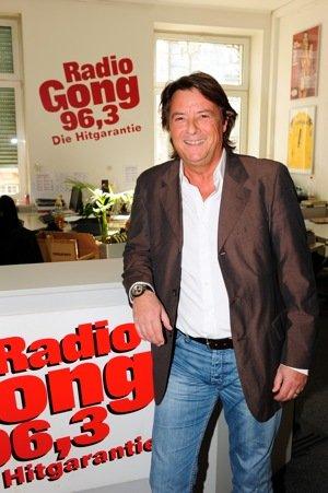 Georg Dingler RADIO GONG 96,3 (Bild: Radio Gong)