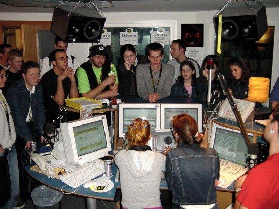 Letzter Sendetag von 92.9 HIT FM Wien
