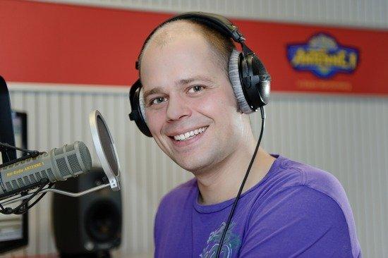 Martin Baum neuer Nachmittagsmoderator bei Hit-Radio ANTENNE 1
