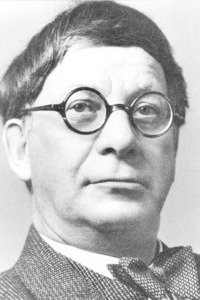 Hans Poelzig, Architekt des Haus des Rundfunks (Bild: rbb)