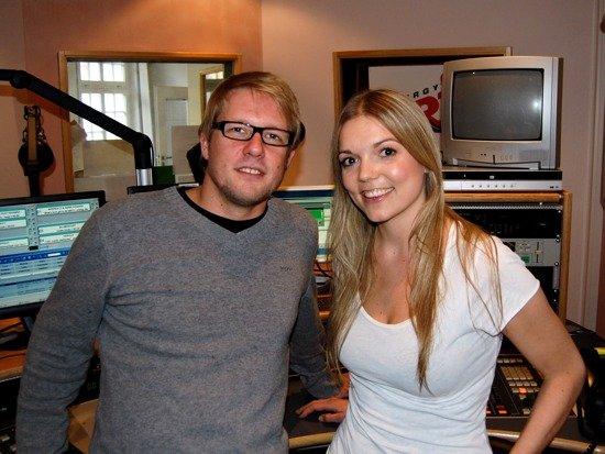 Jenna Depner wird neue Moderatorin der ENERGY München Toastshow an der Seite von Herold