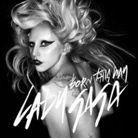 Lady Gaga (CD-Cover: Universal)