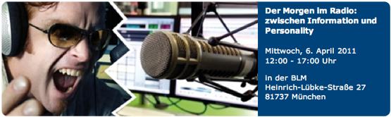 BLM-Der Morgen im Radio-big
