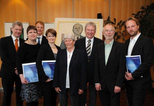 Kurt-Magnus-Preis der ARD 2011