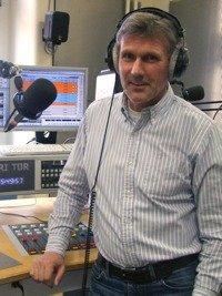 Rudi Bommer bei Radio Primavera