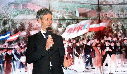 Kristian Kropp (Geschäftsführer RPR1. und big FM) Foto: RPR1./Michael Wallrath