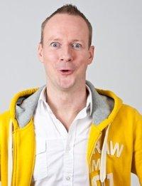 Hans Blomberg (34), der bigFM Morgenhans