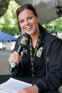 Rockland Radio Moderatorin Alexandra Philipps (Bild: Credit Michael Wallrath)