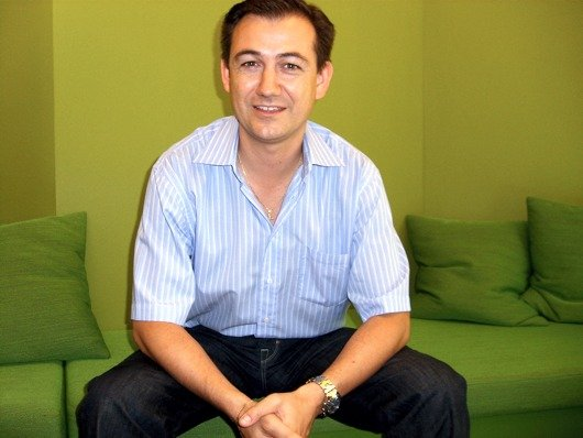 Radio 1-Chefredakteur Iwan Santoro
