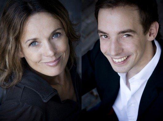 Moderieren ab 6 Uhr hr1-Start im wöchentlichen Wechsel: Susanne Schwarzenberger und Martin Woelke (Foto: hr/Nicole Kohlhepp)