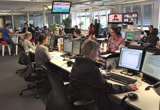 BLR und RadioDienst haben einen neuen Newsroom